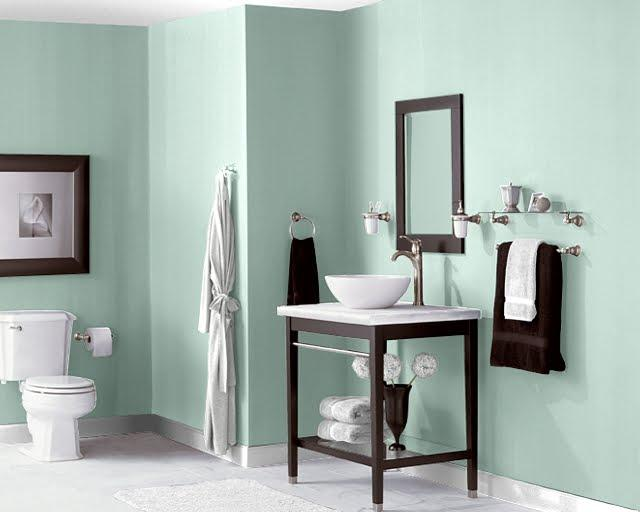 Sherwin Williams Breaktime Is As Relaxing Its Name Suggests This Muted Aqua Paint Color And Soothing For A True Spa Style Retreat