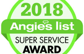 Spectrum Painting Earns 2018 Angie's List Super Service Award