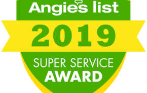 ​  Spectrum Painting & Paper Hanging, LLC Earns 2019 Angie's List Super Service Award