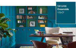 Sherwin Williams Introduces their 2018 Color of the Year